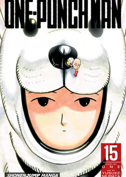 One-Punch Man vol. 15 (Viz Media)
