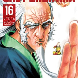 One-Punch Man vol. 16 (Viz Media)