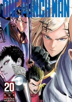 One-Punch Man vol. 20 (Viz Media)