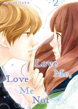 Love Me, Love Me Not vol. 2 (Viz Media)
