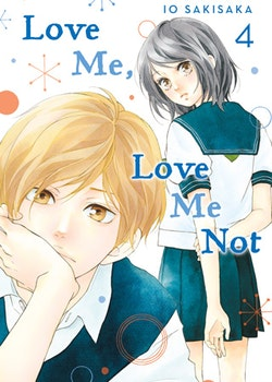 Love Me, Love Me Not vol. 4 (Viz Media)