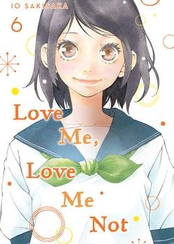 Love Me, Love Me Not vol. 6 (Viz Media)