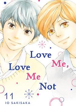 Love Me, Love Me Not vol. 11 (Viz Media)