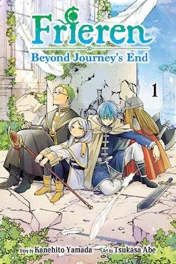 Frieren: Beyond Journey's End vol. 1 (Viz Media)
