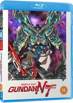 Mobile Suit Gundam NT Standard Edition Blu-Ray