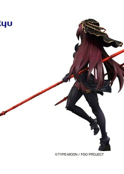 Fate/Grand Order SSS Figure Servant Lancer / Scathach Third Ascension (FuRyu)
