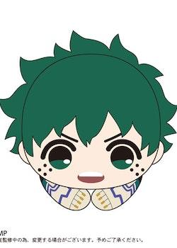 My Hero Academia Hug Chara Plush Izuku Midoriya Serious ver. (Takara Tomy)