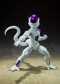 Dragon Ball Z S.H. Figuarts Action Figure Frieza Fourth Form (Tamashii Nations)