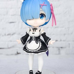 Re:Zero Starting Life in Another World Figuarts Mini Figure Rem (Tamashii Nations)