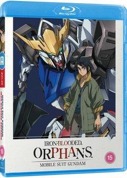 Mobile Suit Gundam Iron-Blooded Orphans: Part 1 - Standard Edition Blu-Ray