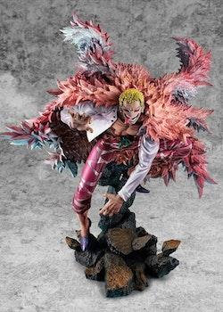 One Piece Excellent Model P.O.P Figure SA-Maximum Heavenly Demon Donquixote Doflamingo (Megahouse)