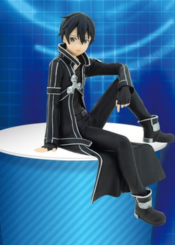 Sword Art Online Noodle Stopper Figure Kirito (FuRyu)