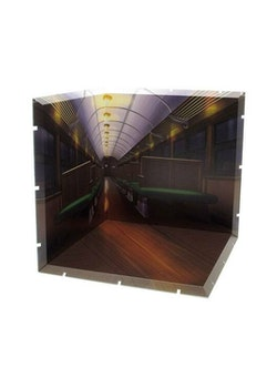 Dioramansion 200 Decorative Parts for Nendoroid and Figma Figures - Train Interior