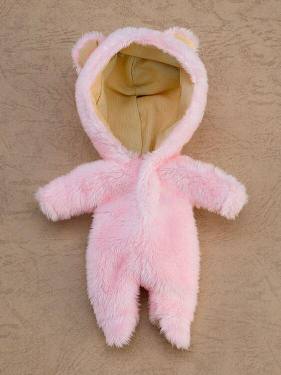 Original Character Parts for Nendoroid Doll Figures Kigurumi Pajamas (Bear - Pink)