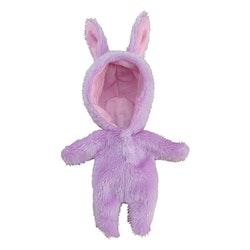 Original Character Parts for Nendoroid Doll Figures Kigurumi Pajamas (Rabbit - Purple)