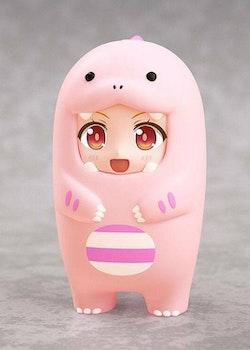 Nendoroid More Face Parts Case for Nendoroid Figures Pink Dinosaur