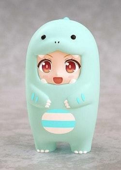 Nendoroid More Face Parts Case for Nendoroid Figures Blue Dinosaur