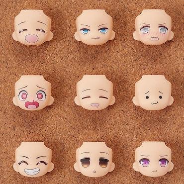 Nendoroid More Decorative Parts for Nendoroid Figures Face Swap Good Smile Selection