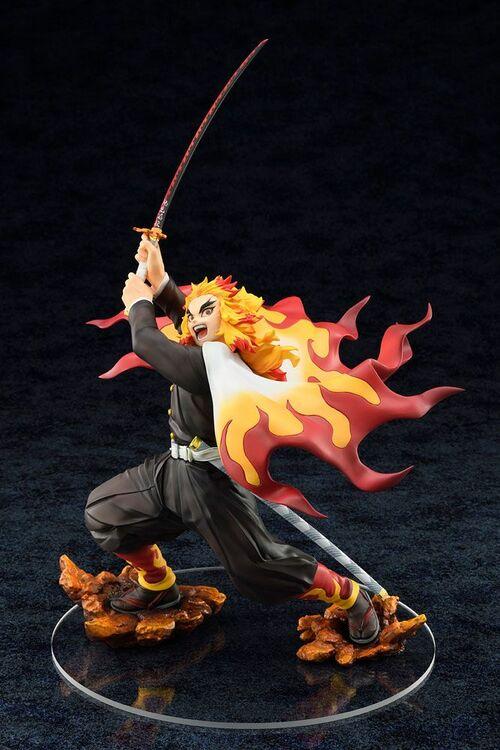 Demon Slayer: Kimetsu no Yaiba 1/8 Figure Kyojuro Rengoku (Bellfine)