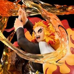 Demon Slayer: Kimetsu no Yaiba 1/8 Figure Kyojuro Rengoku DX Ver. (Bellfine)