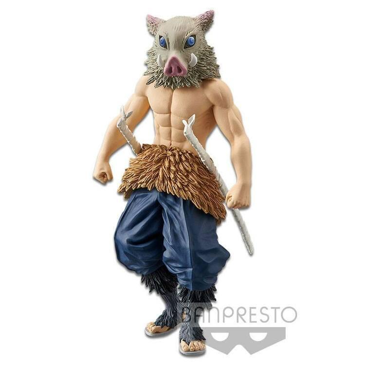 Demon Slayer: Kimetsu no Yaiba Kizuna no Sou vol. 4 Figure Inosuke Hashibira (Banpresto)