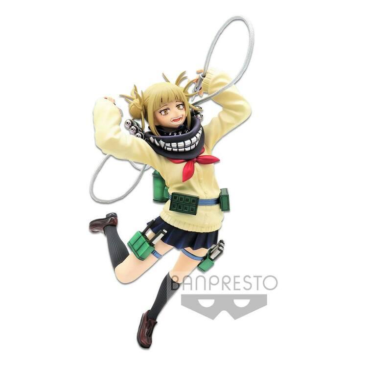 My Hero Academia Banpresto Chronicle Figure Academy Figure Himiko Toga (Banpresto)