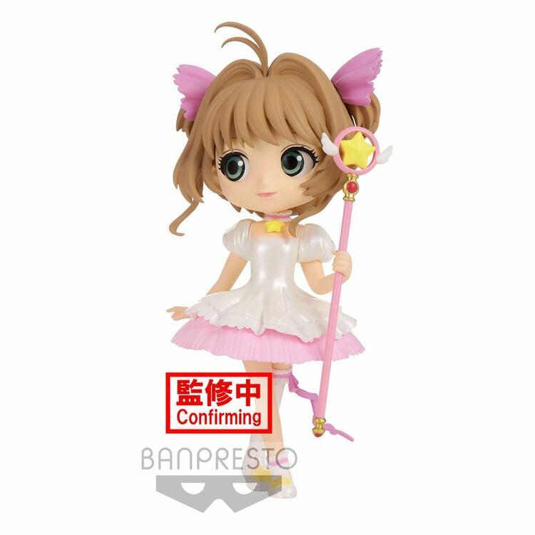 Cardcaptor Sakura Clear Card Q Posket Figure Sakura Kinomoto ver. A (Banpresto)