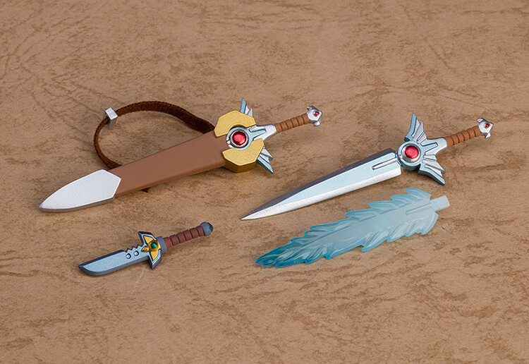 Dragon Quest: The Legend of Dai Nendoroid Action Figure Dai (Good Smile Company)