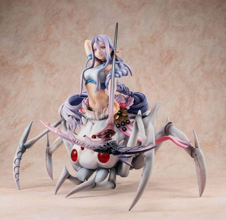 So I'm a Spider, So What? 1/7 Figure Watashi Arachne/Shiraori (Kadokawa)