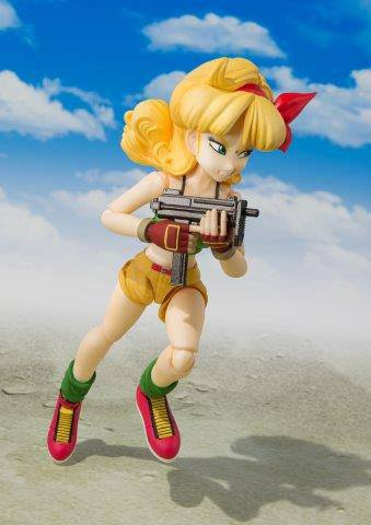 Dragon Ball S.H. Figuarts Action Figure Lunch (Tamashii Nations)