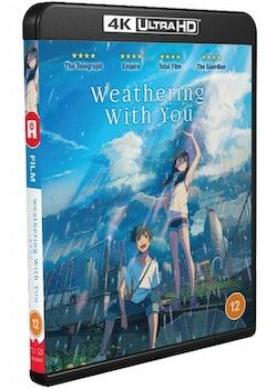 Weathering With You 4K UHD Blu-Ray