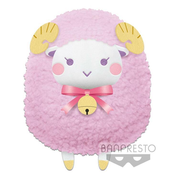 Obey Me! Big Sheep Plush Asmodeus (Banpresto)