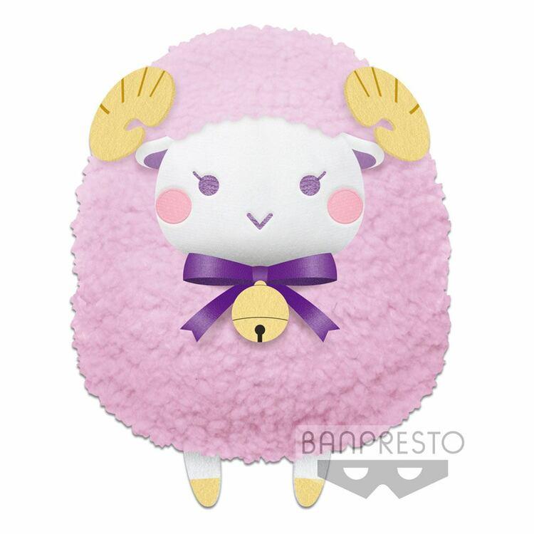 Obey Me! Big Sheep Plush Belphegor (Banpresto)
