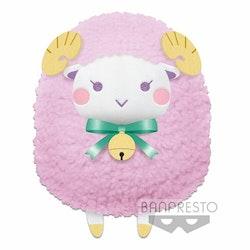 Obey Me! Big Sheep Plush Satan (Banpresto)