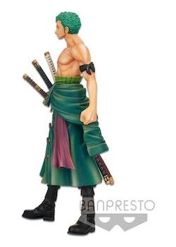One Piece Banpresto Chronicle Master Stars Piece Figure Roronoa Zoro (Banpresto)
