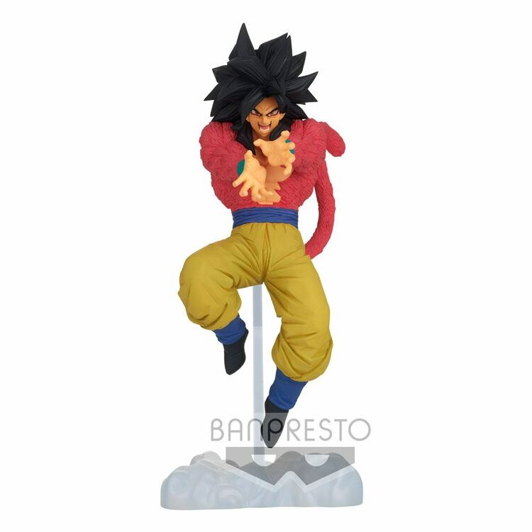 Dragon Ball GT Tag Fighters Figure Super Saiyan 4 Son Goku (Banpresto)