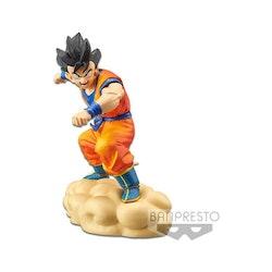Dragonball Z Figure Son Goku Flying Nimbus (Banpresto)