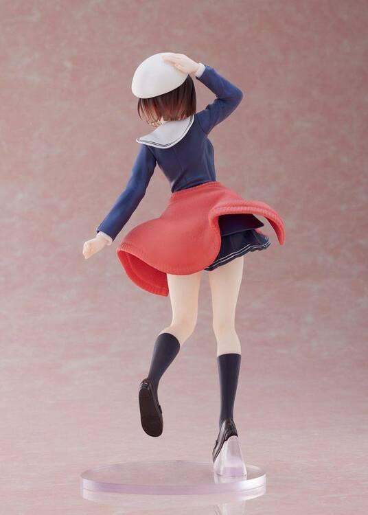 Saekano Coreful Figure Megumi Kato Uniform Ver. (Taito)