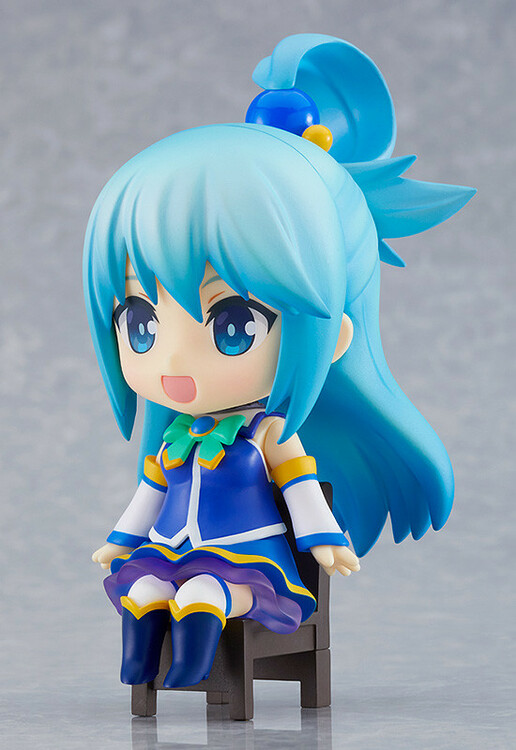 KonoSuba Nendoroid Swacchao! Figure Aqua (Good Smile Company)