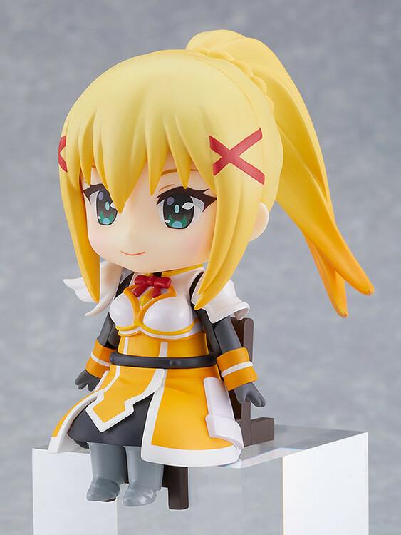 KonoSuba Nendoroid Swacchao! Figure Darkness (Good Smile Company)