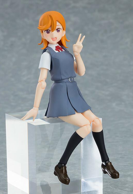 Love Live! Superstar!! figma Action Figure Kanon Shibuya (Max Factory)