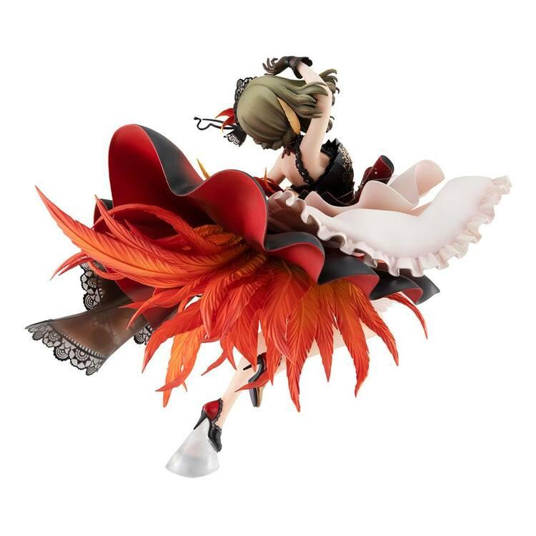 Idolmaster Cinderella Girls Brilliant Stage Figure Kaede Takagaki Eternal Feather Ver. (Megahouse)