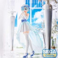 Re:Zero SPM Figure Rem Wedding ver. (SEGA)