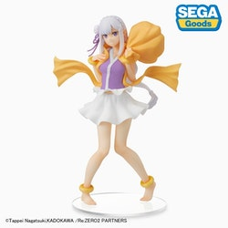 Re:Zero SPM Figure Emilia (SEGA)