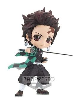 Demon Slayer Kimetsu no Yaiba Q Posket Figure Tanjiro Kamado III ver. A (Banpresto)