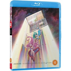 Eureka Seven Hi-Evolution Anemone Standard Edition Blu-Ray