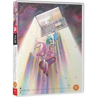 Eureka Seven Hi-Evolution Anemone Standard Edition DVD