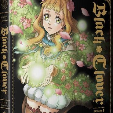 Black Clover - Season 3 Part 5 Combi Blu-Ray / DVD