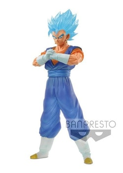 Dragon Ball Super Clearise Figure Vegetto SSGSS (Banpresto)