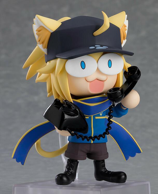 Fate/Grand Carnival Nendoroid Mysterious Neko X (Good Smile Company)